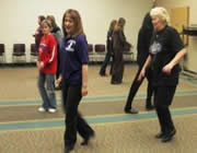 country line dancing with Dances by Diane